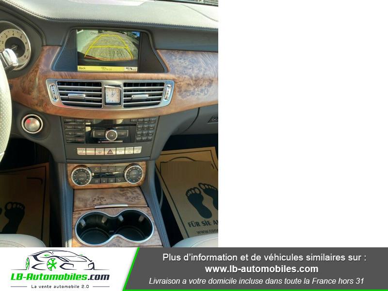 Mercedes CLS 350 BVA Argent occasion à Beaupuy - photo n°6