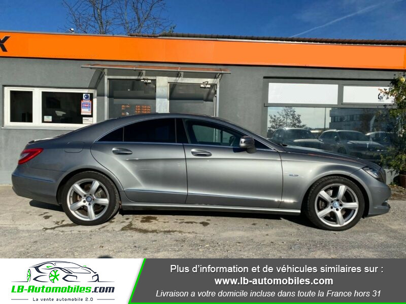 Mercedes CLS 350 BVA Argent occasion à Beaupuy - photo n°8
