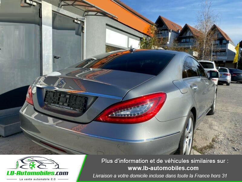 Mercedes CLS 350 BVA Argent occasion à Beaupuy - photo n°3