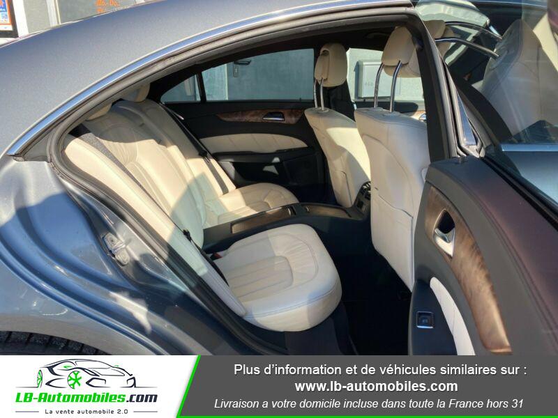Mercedes CLS 350 BVA Argent occasion à Beaupuy - photo n°5