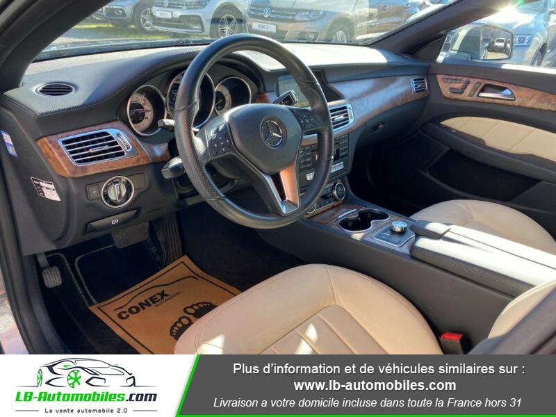 Mercedes CLS 350 BVA Argent occasion à Beaupuy - photo n°2