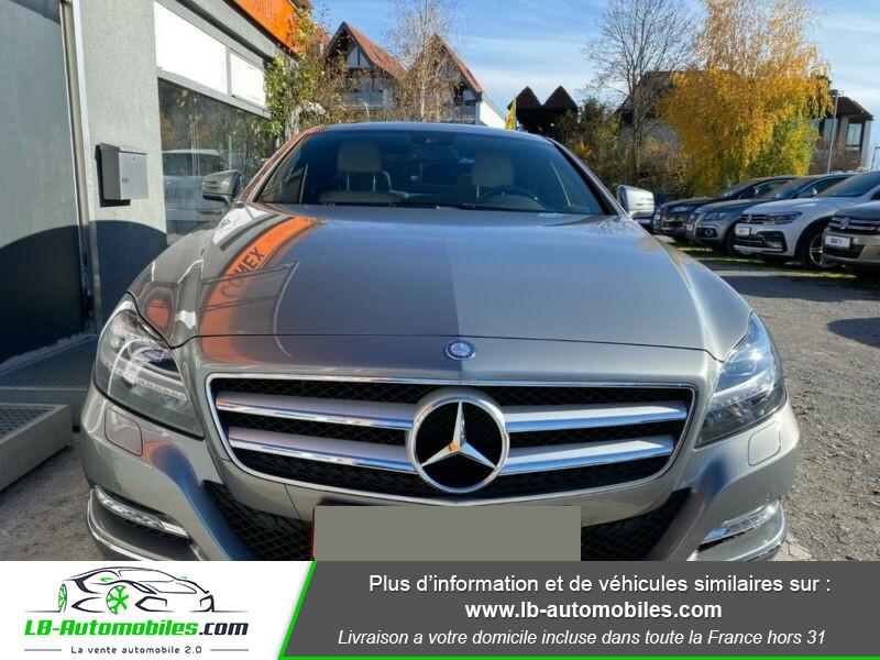 Mercedes CLS 350 BVA Argent occasion à Beaupuy - photo n°7