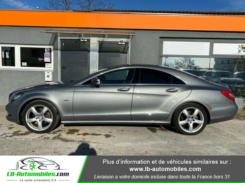 Mercedes CLS 350 BVA Argent occasion à Beaupuy - photo n°9
