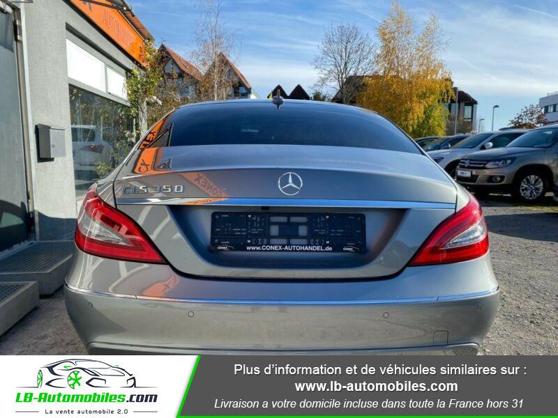 Mercedes CLS 350 BVA Argent occasion à Beaupuy - photo n°10