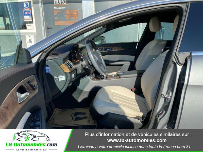 Mercedes CLS 350 BVA Argent occasion à Beaupuy - photo n°4