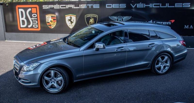 Mercedes CLS 350 CDI 4 MATIC Gris occasion à SOUFFELWEYERSHEIM - photo n°6