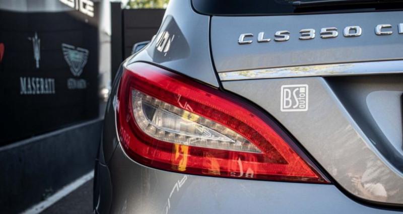 Mercedes CLS 350 CDI 4 MATIC Gris occasion à SOUFFELWEYERSHEIM - photo n°2