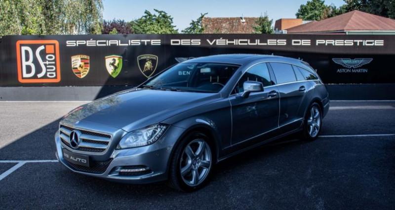 Mercedes CLS 350 CDI 4 MATIC Gris occasion à SOUFFELWEYERSHEIM