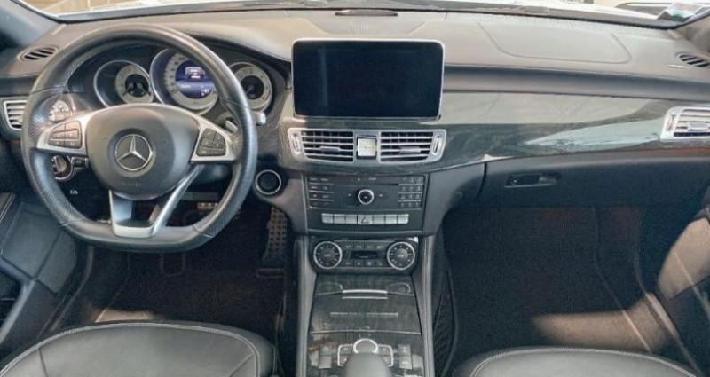 Mercedes CLS 350 d Sportline 4Matic 9G-Tronic Gris occasion à La Rochelle - photo n°6