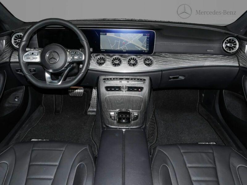 Mercedes CLS 350d 4Matic AMG 286 Gris occasion à Beaupuy - photo n°2