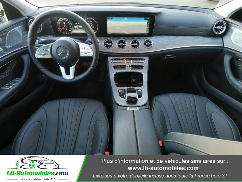Mercedes CLS 350d 4Matic BVA9 Noir occasion à Beaupuy - photo n°2