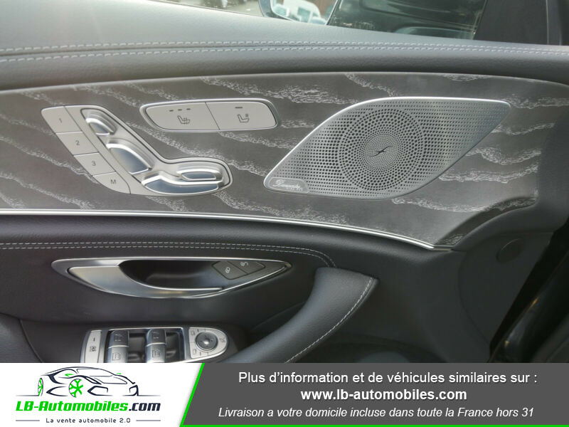 Mercedes CLS 350d 4Matic BVA9 Noir occasion à Beaupuy - photo n°7