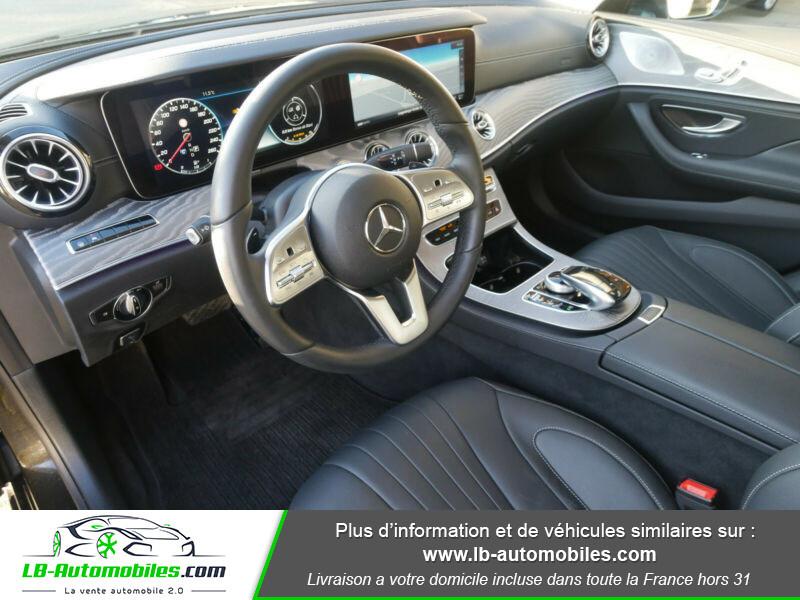 Mercedes CLS 350d 4Matic BVA9 Noir occasion à Beaupuy - photo n°4