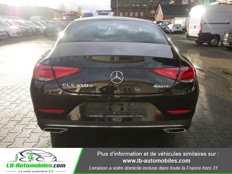 Mercedes CLS 350d 4Matic BVA9 Noir occasion à Beaupuy - photo n°10
