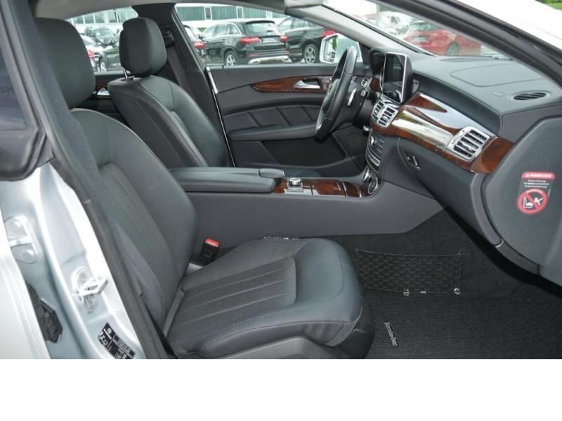 Mercedes CLS 400 4 Matic Argent occasion à Beaupuy - photo n°4