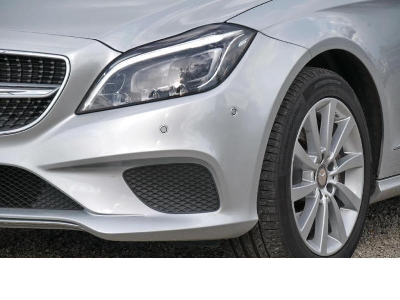 Mercedes CLS 400 4 Matic Argent occasion à Beaupuy - photo n°9