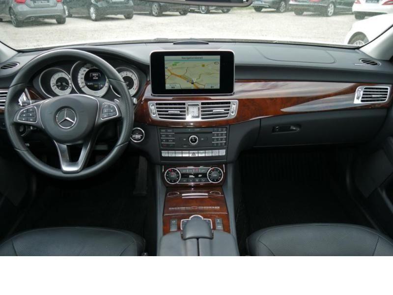 Mercedes CLS 400 4 Matic Argent occasion à Beaupuy - photo n°2