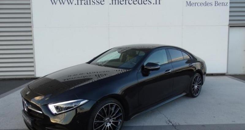 Mercedes CLS 400 d 340ch AMG Line+ 4Matic 9G-Tronic Noir occasion à Saint-germain-laprade