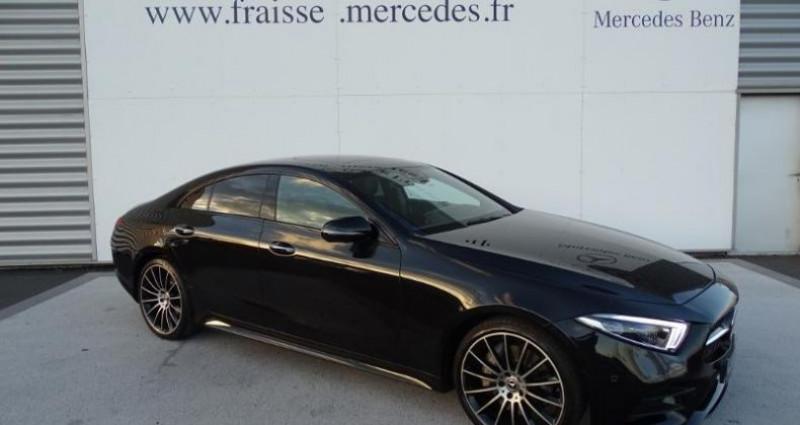 Mercedes CLS 400 d 340ch AMG Line+ 4Matic 9G-Tronic Noir occasion à Saint-germain-laprade - photo n°2
