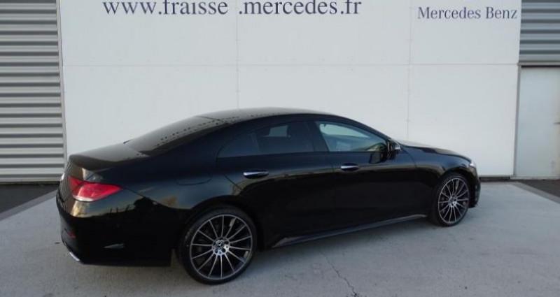 Mercedes CLS 400 d 340ch AMG Line+ 4Matic 9G-Tronic Noir occasion à Saint-germain-laprade - photo n°4
