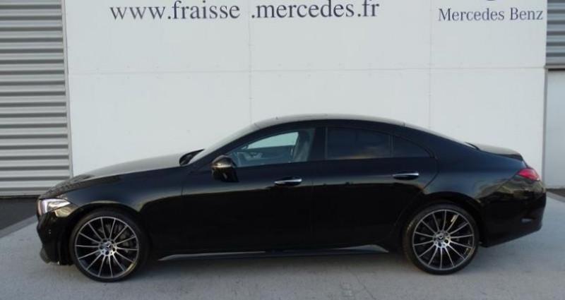 Mercedes CLS 400 d 340ch AMG Line+ 4Matic 9G-Tronic Noir occasion à Saint-germain-laprade - photo n°5