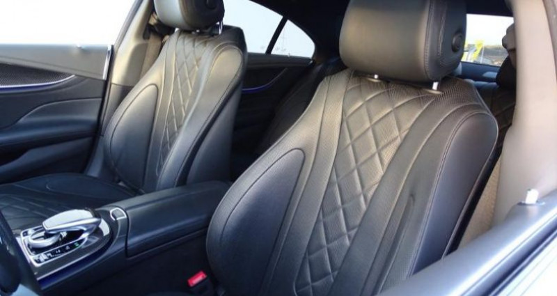Mercedes CLS 400 d 340ch AMG Line+ 4Matic 9G-Tronic Noir occasion à Saint-germain-laprade - photo n°7