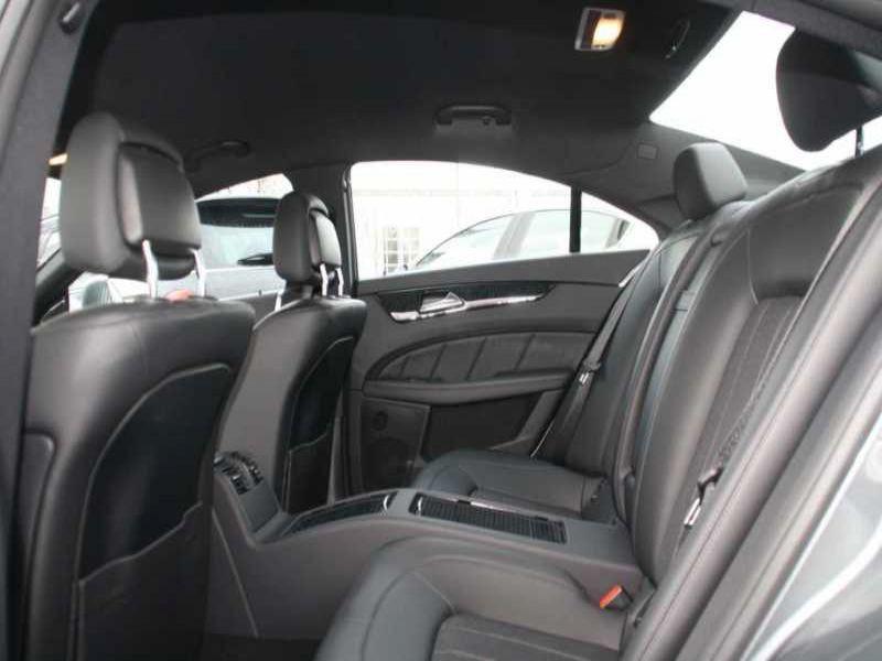 Mercedes CLS 400 Gris occasion à Beaupuy - photo n°5