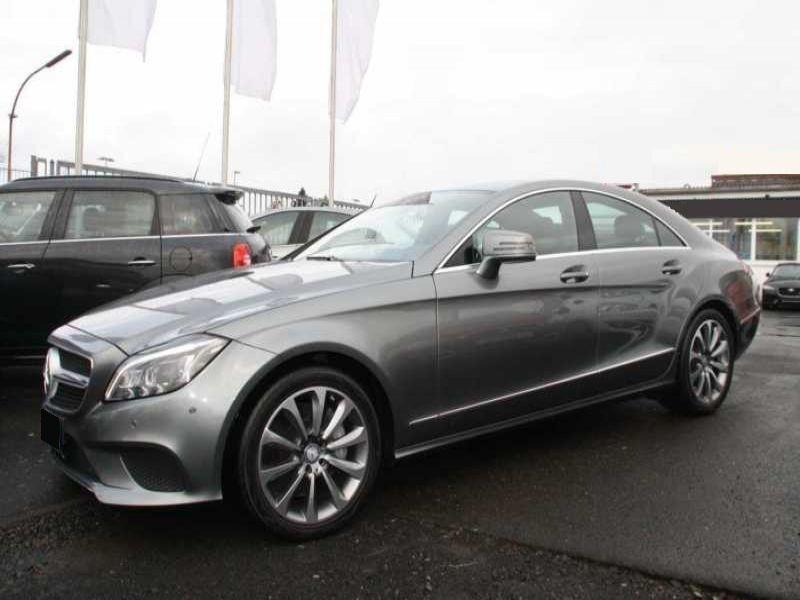 Mercedes CLS 400 Gris occasion à Beaupuy