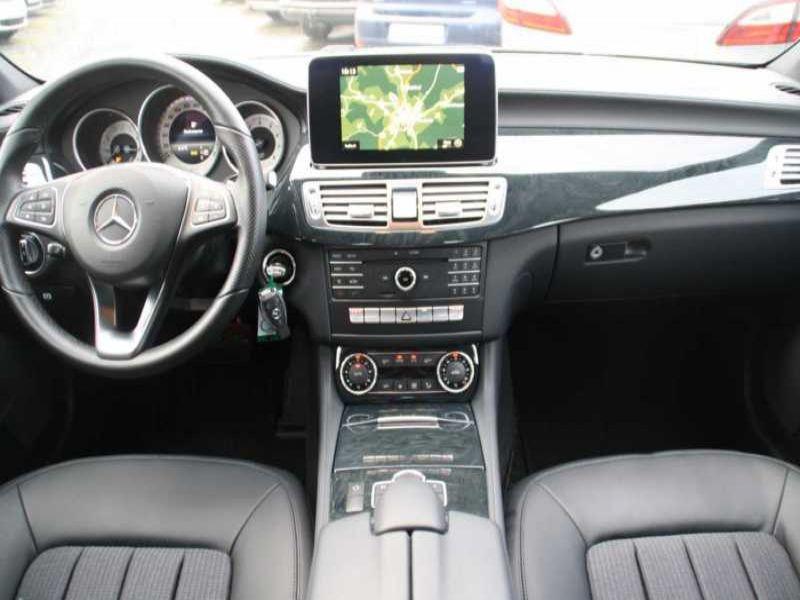 Mercedes CLS 400 Gris occasion à Beaupuy - photo n°2