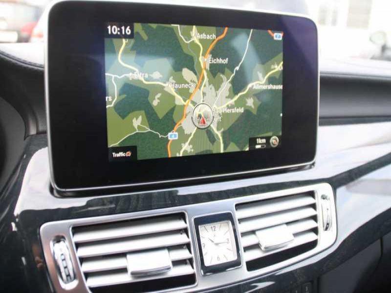Mercedes CLS 400 Gris occasion à Beaupuy - photo n°6