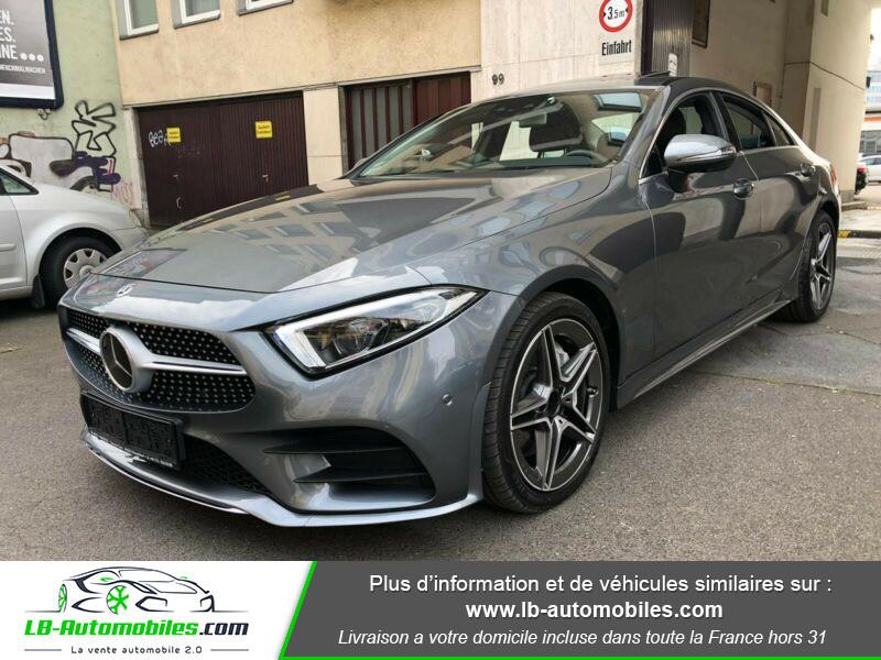 Mercedes CLS 400d 4Matic 9G-Tronic / AMG Gris occasion à Beaupuy