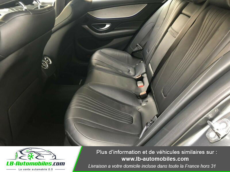Mercedes CLS 400d 4Matic 9G-Tronic / AMG Gris occasion à Beaupuy - photo n°6