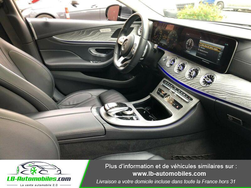 Mercedes CLS 400d 4Matic 9G-Tronic / AMG Gris occasion à Beaupuy - photo n°5