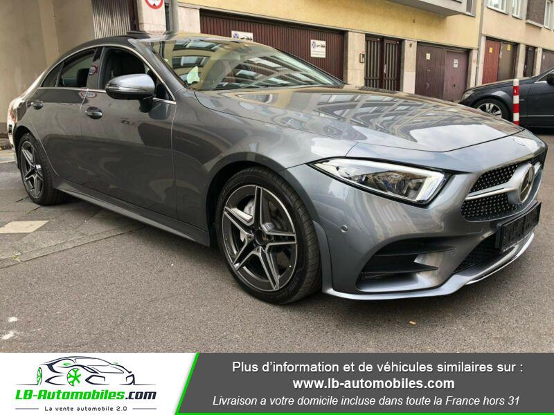 Mercedes CLS 400d 4Matic 9G-Tronic / AMG Gris occasion à Beaupuy - photo n°8