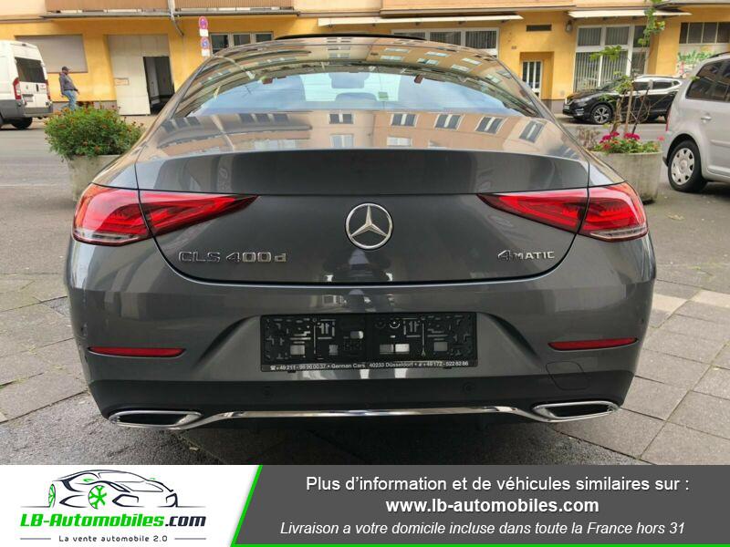 Mercedes CLS 400d 4Matic 9G-Tronic / AMG Gris occasion à Beaupuy - photo n°10