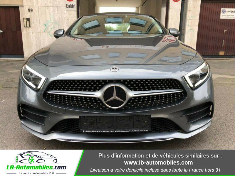 Mercedes CLS 400d 4Matic 9G-Tronic / AMG Gris occasion à Beaupuy - photo n°7