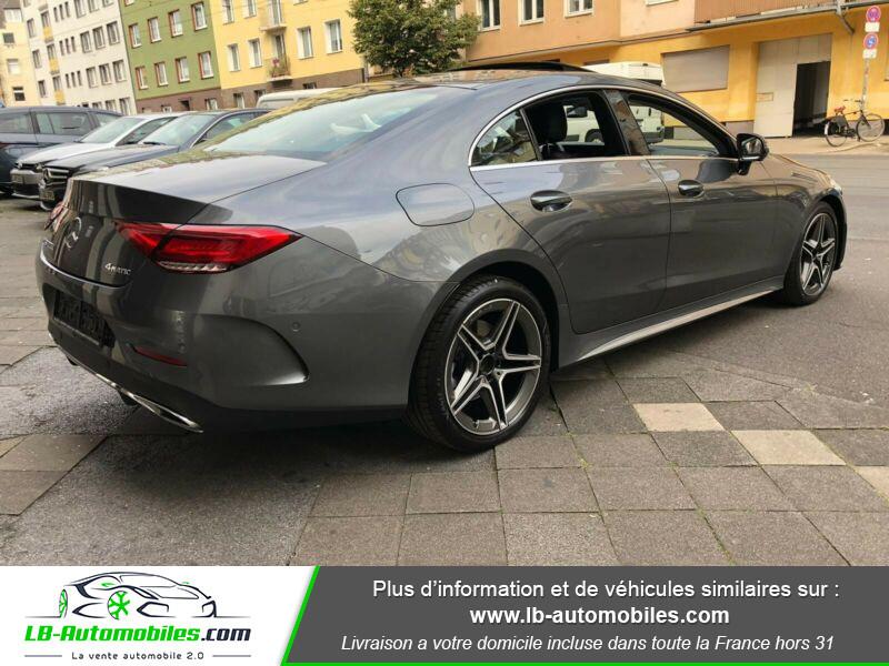 Mercedes CLS 400d 4Matic 9G-Tronic / AMG Gris occasion à Beaupuy - photo n°3