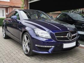 Mercedes CLS occasion à Beaupuy