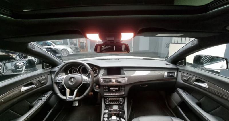 Mercedes CLS 63S AMG SHOOTING BRAKE 4matic 5.5 V8 BI-TURBO 585CH Blanc occasion à MONTBRISON - photo n°2