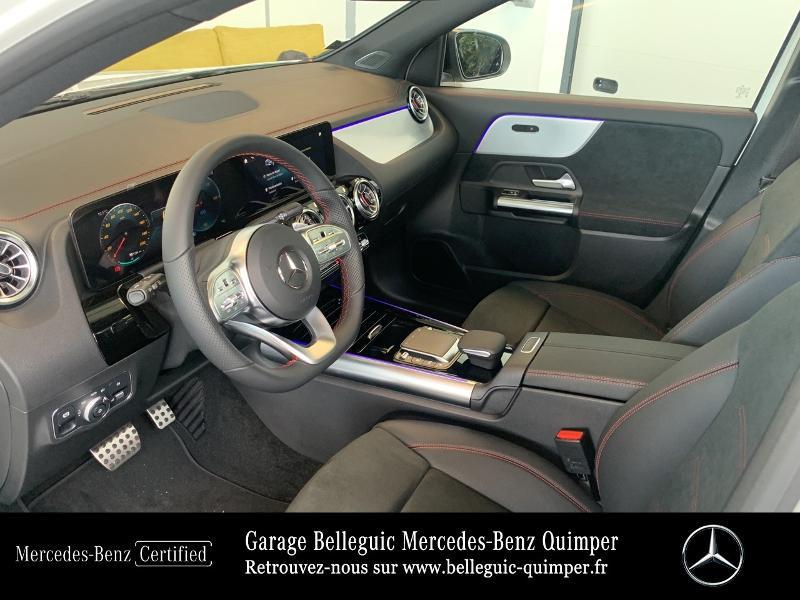 Mercedes EQA 250 190ch AMG Line Blanc occasion à QUIMPER - photo n°19