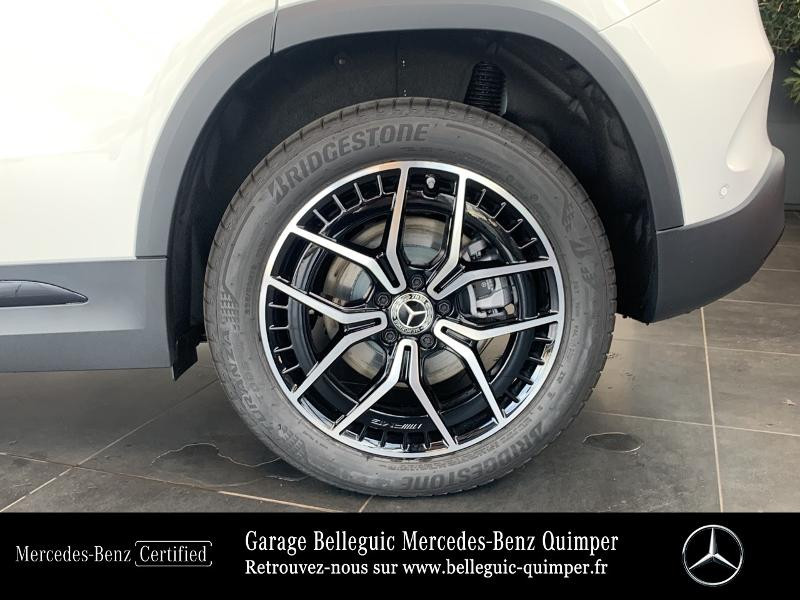 Mercedes EQA 250 190ch AMG Line Blanc occasion à QUIMPER - photo n°14