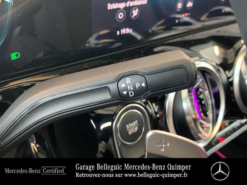 Mercedes EQA 250 190ch AMG Line Blanc occasion à QUIMPER - photo n°10
