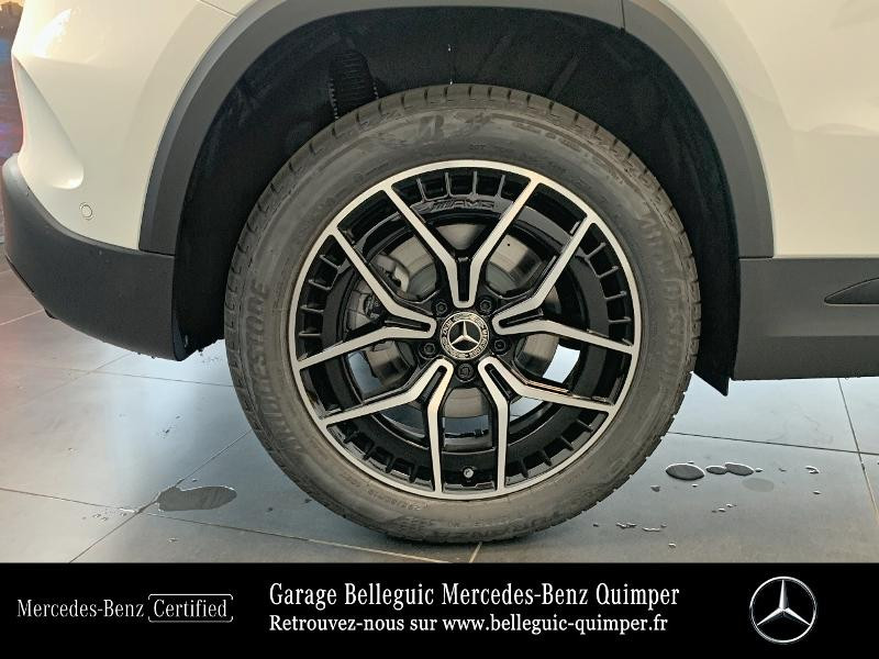Mercedes EQA 250 190ch AMG Line Blanc occasion à QUIMPER - photo n°15