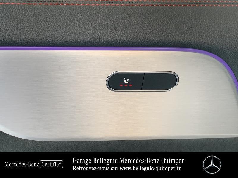 Mercedes EQA 250 190ch AMG Line Blanc occasion à QUIMPER - photo n°18