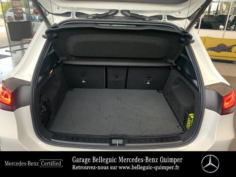 Mercedes EQA 250 190ch AMG Line Blanc occasion à QUIMPER - photo n°12