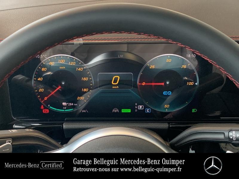 Mercedes EQA 250 190ch AMG Line Blanc occasion à QUIMPER - photo n°9