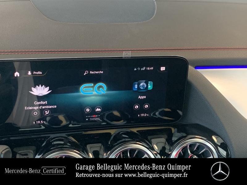 Mercedes EQA 250 190ch AMG Line Blanc occasion à QUIMPER - photo n°8