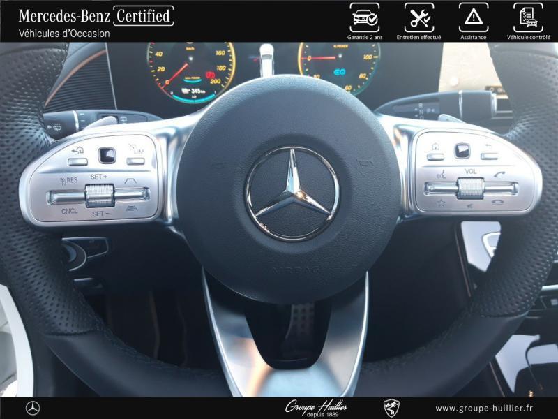 Mercedes EQC 400 408ch AMG Line 4Matic Blanc occasion à Gières - photo n°7