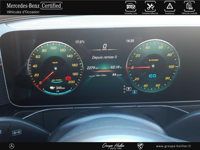 Mercedes EQC 400 408ch AMG Line 4Matic Blanc occasion à Gières - photo n°8