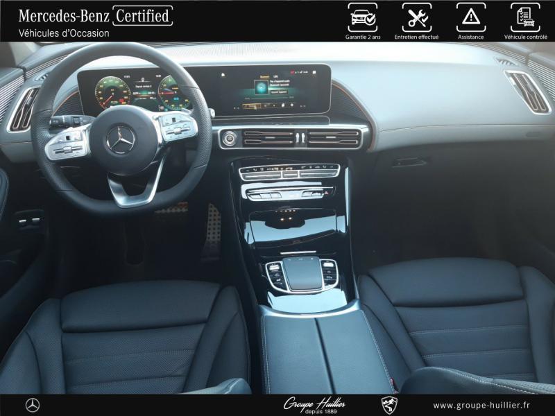 Mercedes EQC 400 408ch AMG Line 4Matic Blanc occasion à Gières - photo n°2